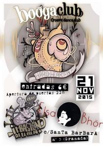 Granada 21 Noviembre