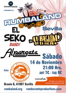 rumbaland 14 noviembre